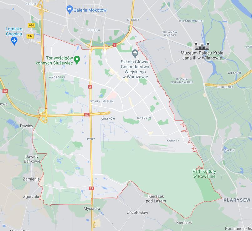 Elektryk Warszawa Ursynów